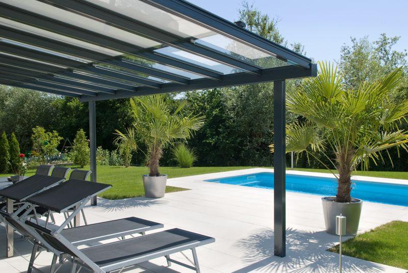 Pergole for Clases de techos para terrazas